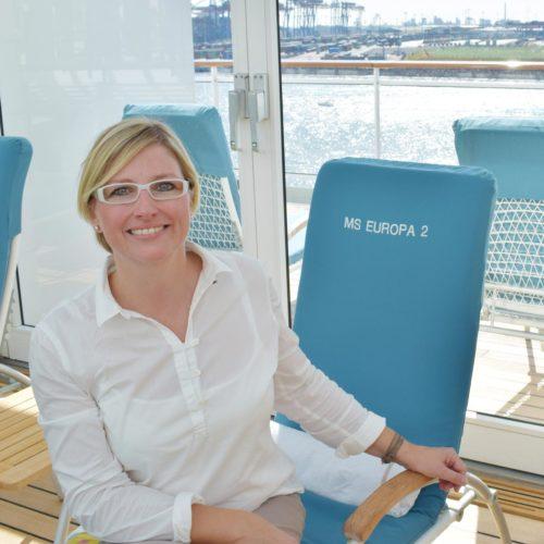 Daniela Iwersen - Inhaberin Reisebüro Palmenblau