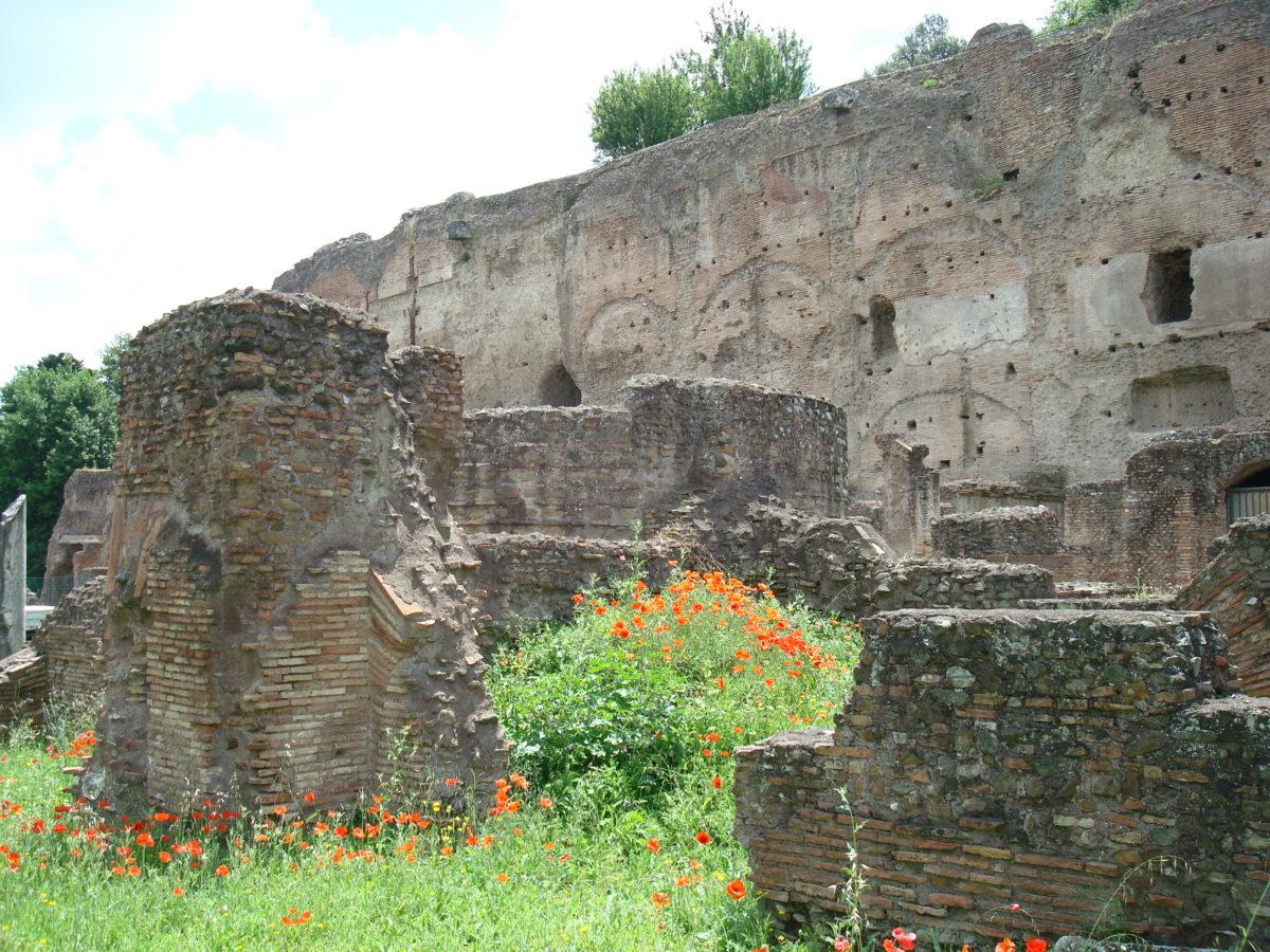Rom am Forum Romanum
