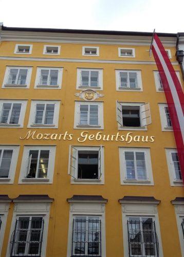 Salzburg-Geburtshaus-Mozart