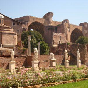 Rom so viel zu entdecken