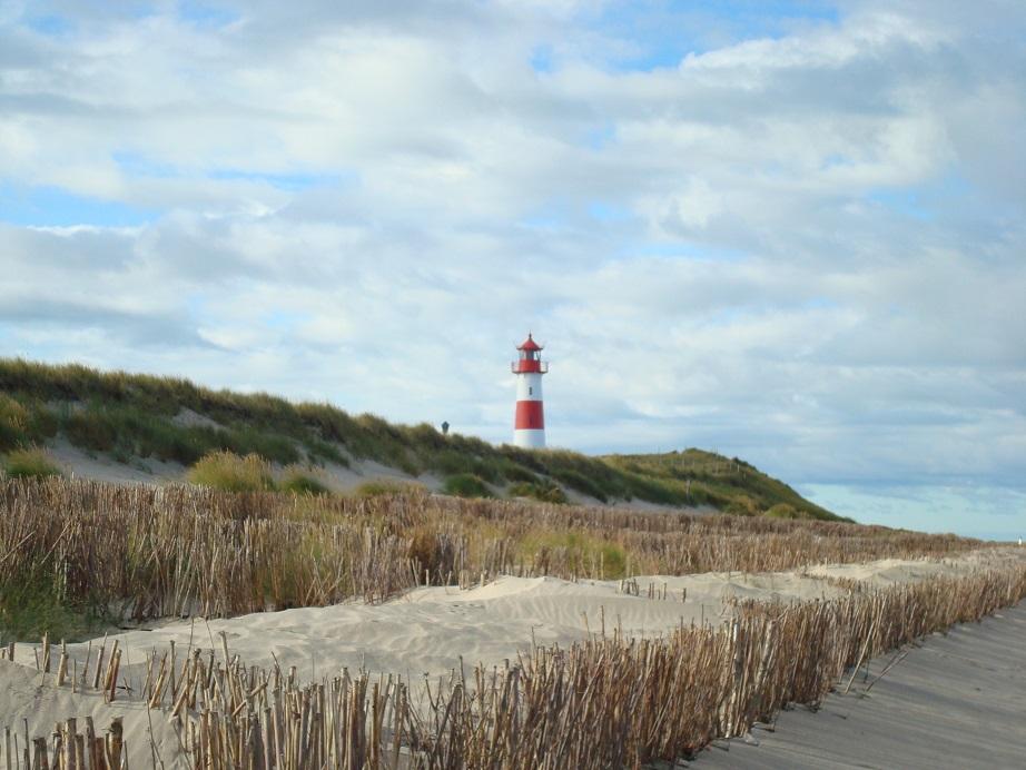 Sylt-Leuchtturm-List